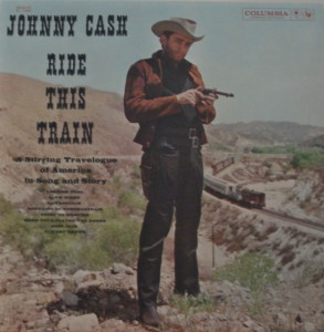 Not only the best Cash album cover ever, but a fine concept album as he rides through the American psyche.
