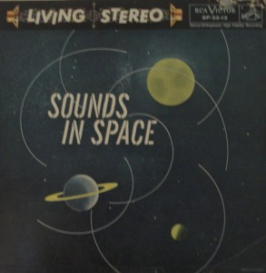 A '58 stereo demo LP narrated by jazz poet Ken Nordine.