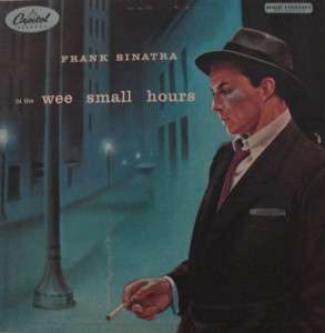Sinatra's albums are often perfect icons of lonely cool.