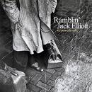 "No. 9, Ramblin' Jack Elliott, ""A Stranger Here."""