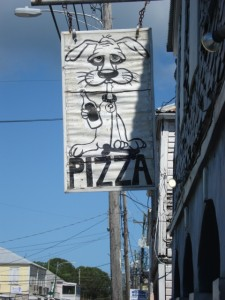 A tempting-looking bistro on St. Croix.
