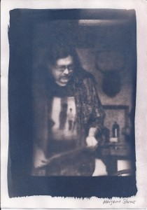 Cyanotype Photo