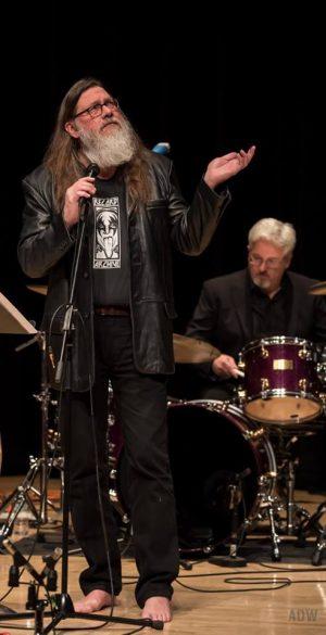 Jeff Spevak spoken word