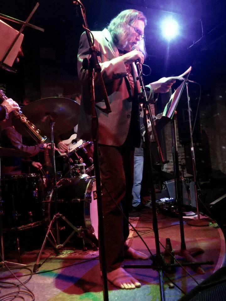 Lou Reed tribute at Skylark Lounge